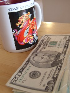 How many cups of coffee can you buy for $10mm?
